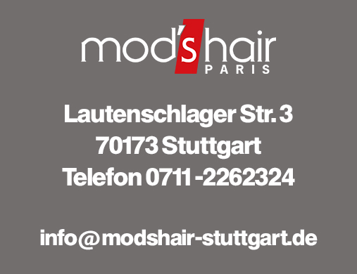 Mods Hair Haartrends Aus Paris In Stuttgart